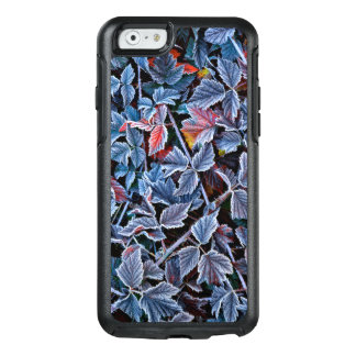 Frost on autumn leaves, Oregon OtterBox iPhone 6/6s Case