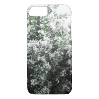 Frost on Leaves Apple iPhone 8/7 Case
