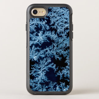 Frost patterns close-up, California OtterBox Symmetry iPhone 8/7 Case