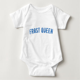 Frost queen baby bodysuit