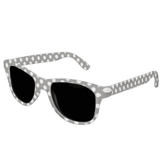Frost Sunglasses/Polka Dots Sunglasses