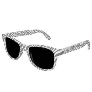 Frost Sunglasses/Zebra Print Sunglasses