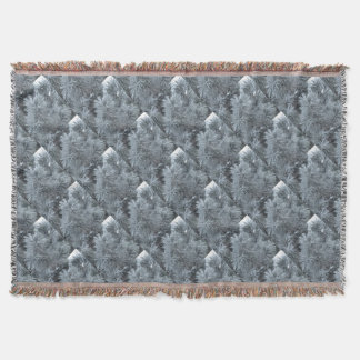 Frost Throw Blanket