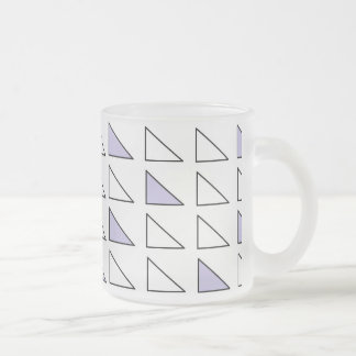 Frosted 10 oz Frosted Glass Mug art by JShao