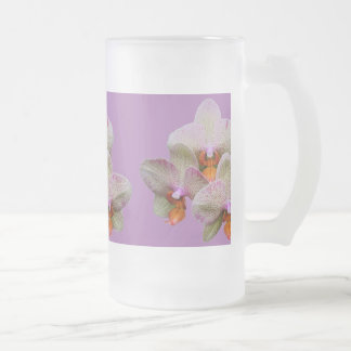 Frosted Beer Mug - Orchid