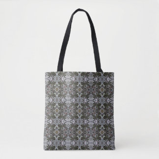 Frosted Berries Tote Bag