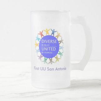 Frosted Beverage Mug