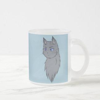 Frosted Bluestar Mug