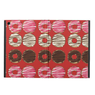 Frosted Drizzled Donuts  Case iPad Air Cases