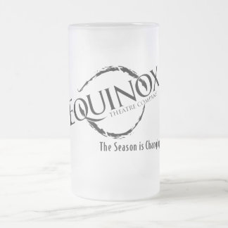Frosted Equinox Mugs