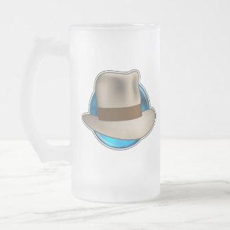 Frosted Fedora Chronicles Mug