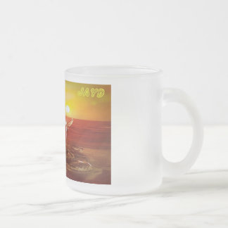 Frosted Glass Frosted Glass Coffee Mug