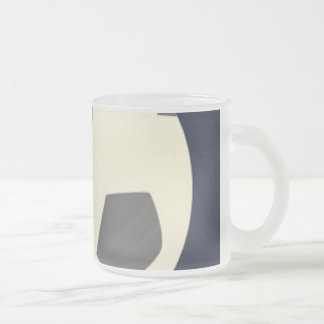 Frosted Glass Mug Perfect for anything frosty cold