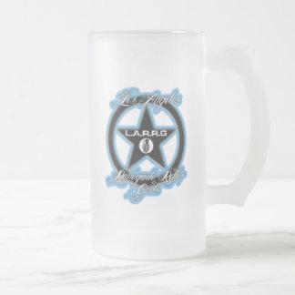 Frosted Logo Mug