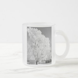 Frosted Tree Frosted Mug