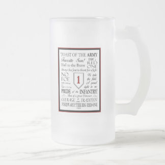 Frosty Big Red One Song Mug