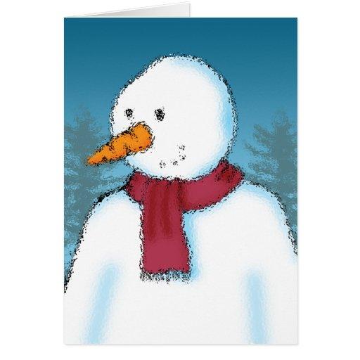 Frosty Cards