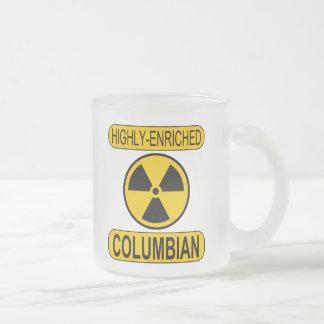 Frosty Enriched Columbian Ice Coffee Mug