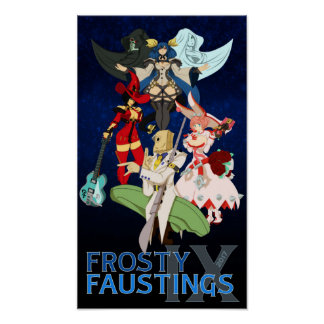 Frosty Faustings 2017 official poster