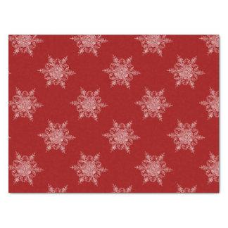 Frosty Flake Tissue Paper