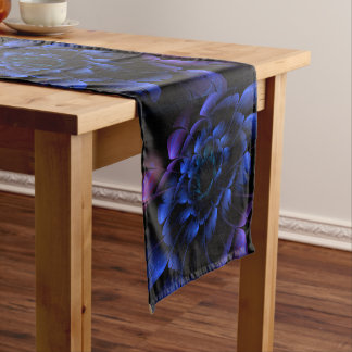 Frosty Flora Custom Table Runner