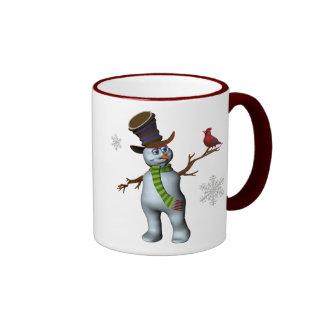 frosty friend mug