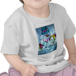 FROSTY LOVE jpg T Shirt