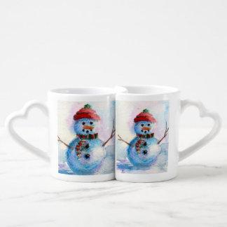 Frosty Lovers Mug Set