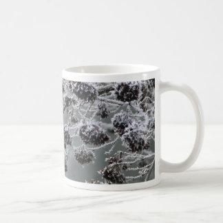 Frosty Morning Basic White Mug