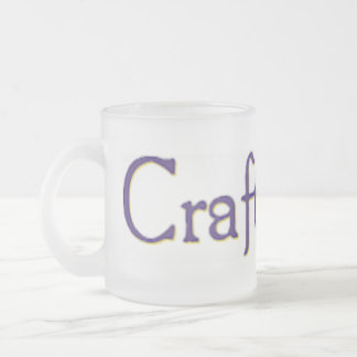 Frosty Mug of CraftLit