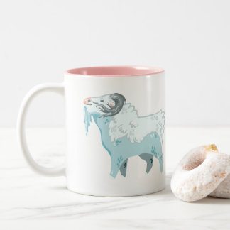 Frosty Ram Mug