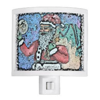 Frosty St Nick Night Light