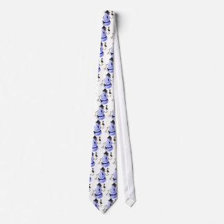 Frosty the Hitman Tie