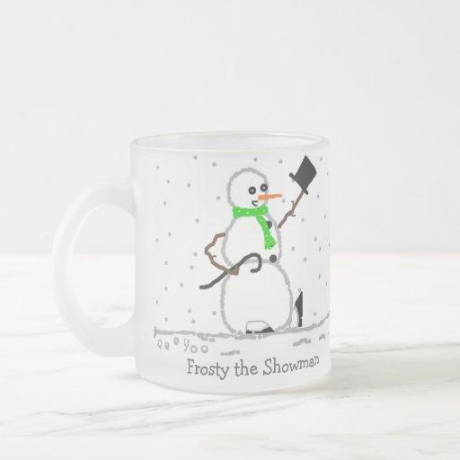 Frosty the Showman Coffee Mug