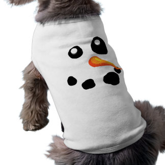 Frosty the Snowman Smiling Shirt