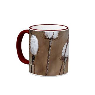 'Frosty Thistle' Mug