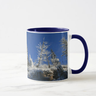 Frosty Winter Morning Mug