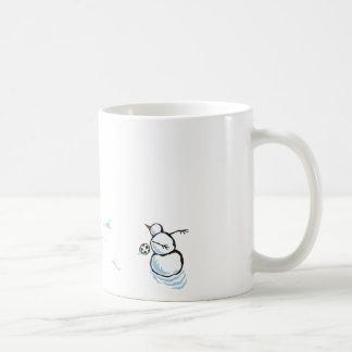 Frosty's Freekick Soccer Mug