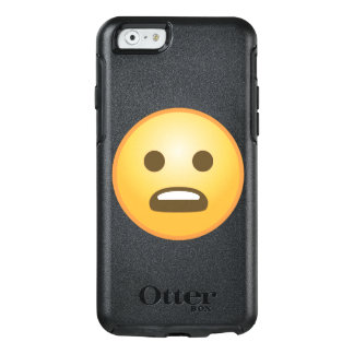 Frowning Emoji OtterBox iPhone 6/6s Case
