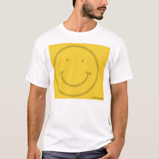 Frowning Smile by Gregory Radomisli T-Shirt
