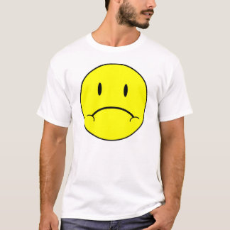 Frowny Face T-Shirt