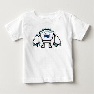 Frozen | 8-Bit Marshmallow Baby T-Shirt