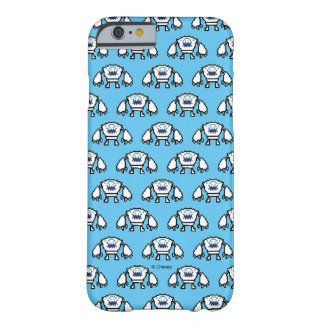 Frozen   8-Bit Marshmallow Barely There iPhone 6 Case