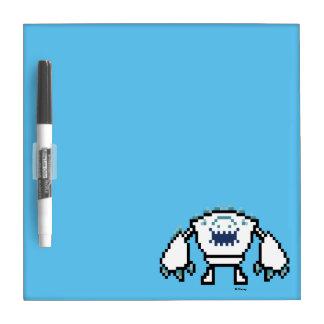 Frozen | 8-Bit Marshmallow Dry Erase Whiteboard