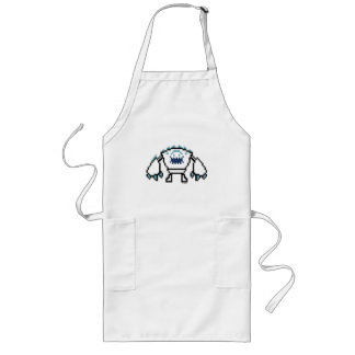 Frozen | 8-Bit Marshmallow Long Apron