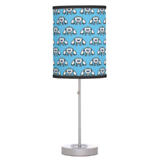 Frozen | 8-Bit Marshmallow Table Lamps
