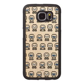 Frozen | 8-Bit Snowgies Wood Phone Case
