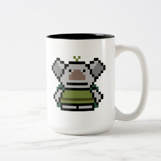 Frozen | 8-Bit Troll Two-Tone Coffee Mug