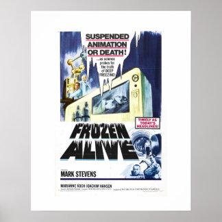Frozen Alive Poster