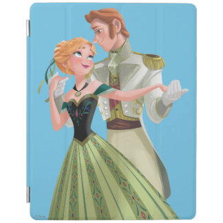 Frozen | Anna and Hans iPad Cover